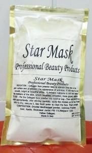 Bột tắm trắng da mặt star mask chuyên dùng cho mặt