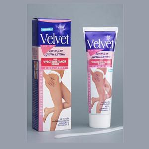 Kem tẩy lông Velvet
