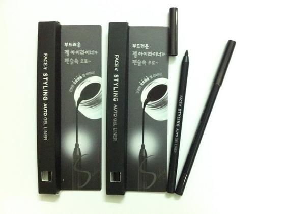 Chì kẻ mắt dạng gel Face it styling auto gel liner