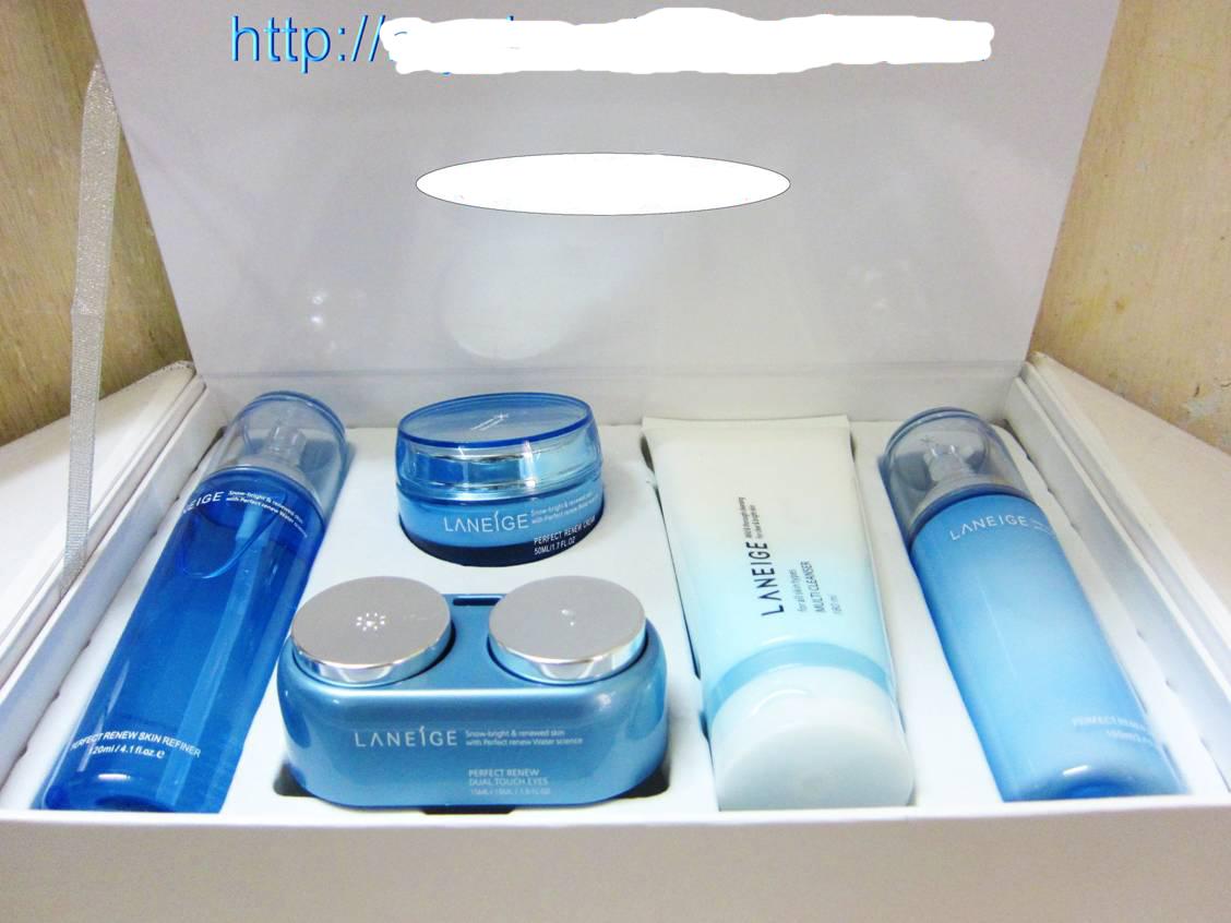 Bộ mỹ phẩm dưỡng trắng,chống lão hóa Laneige Hàn Quốc