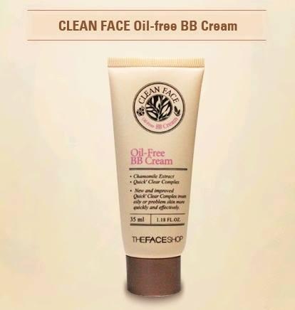 Kem BB cream oil free dành cho da dầu