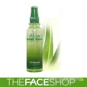 Xịt khoáng lô hội Aloe Fresh Soothing Mist  1