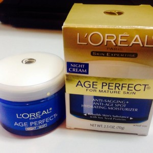 kem loreal age perfect