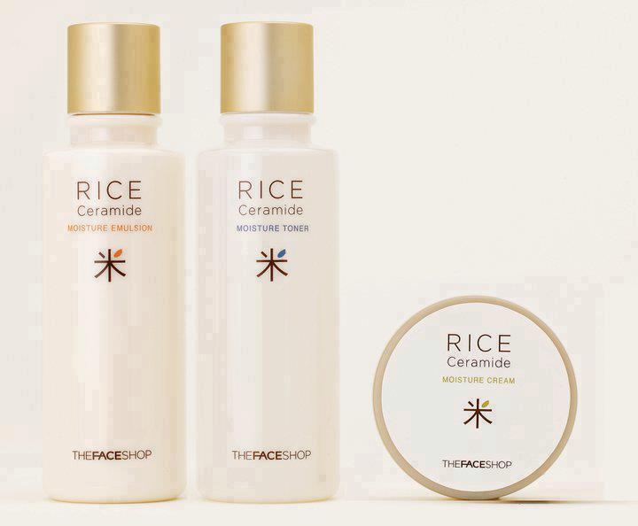 Bộ dưỡng da gạo The Face Shop 1