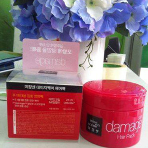 Kem u Toc Mise En Damage Care Hair Pack
