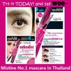 MASCARA 2 ĐẦU MISTINE SUPER MODEL 2