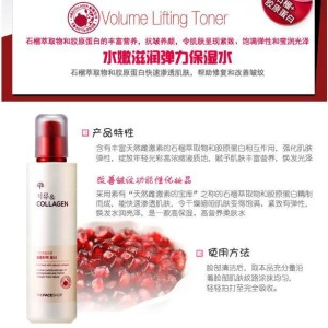 Nuoc hoa hong Pomegranate And Collagen Volume Lifting Toner