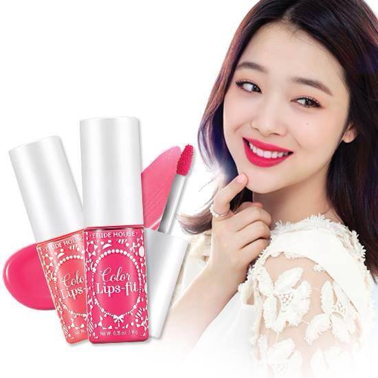Son Etude House Color Lip Fit