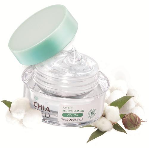 Chia Seed Sebum Control Moisture Cream