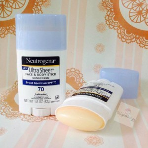 Kem chống nắng Neutrogena Ultra Sheer Face & Body Stick Suncreen SPF 70