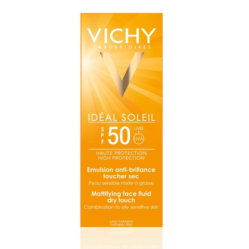 Kem chống nắng Vichy Capital Ideal Soleil SPF 50 - 2