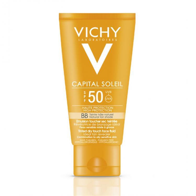 Kem chống nắng Vichy Capital Ideal Soleil SPF 50