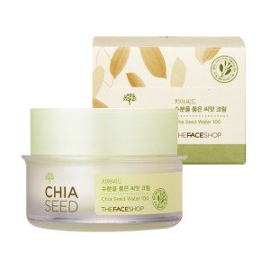 Kem dưỡng da Chia Seed Moisture Seed Cream The Face Shop 2