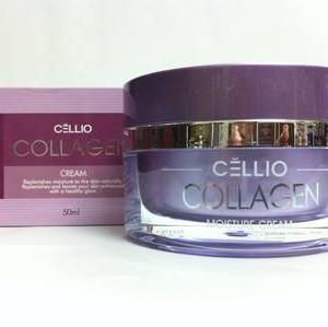 Kem giữ ẩm cho da khô Collagen Cellio
