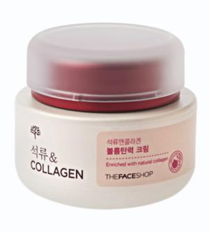 kem dưỡng ẩm lựu Pomegranate And Collagen Volume Lifting 1