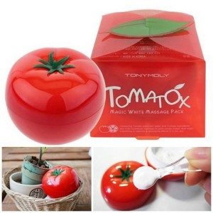 Mặt nạ Tomatox Magic White Massage Pack