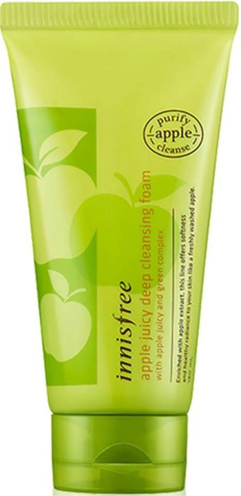 Sữa rửa mặt Apple Juicy Deep Cleansing Foam