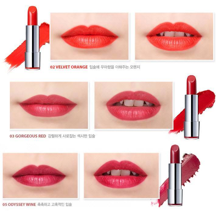 Son Seatree Art Matt Kiss Lipstick