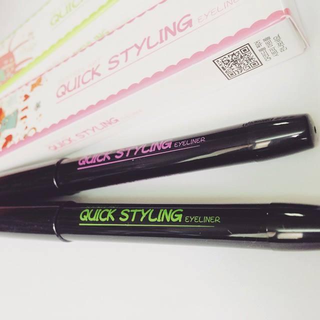 bút kẻ viền mắt dạng nước Art Quick Styling Eyeliner