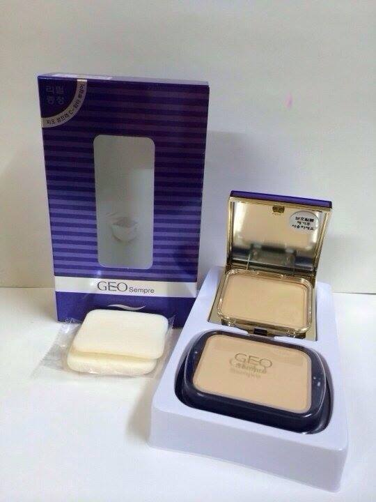 Phấn GEO Sempre C-Water Two Way