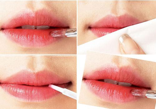 Cách sử dụng son lì NYX Matte Lipstick