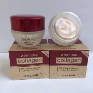 Kem chống quầng thâm mắt 3W Clinic Collagen