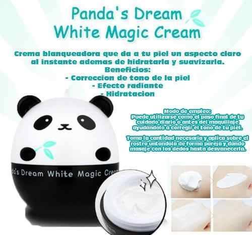 Kem dưỡng trắng da Panda's Dream White Magic