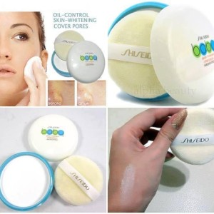 Phấn Shiseido Baby Powder