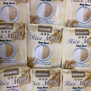 Tắm trắng Rice Milk Hanami