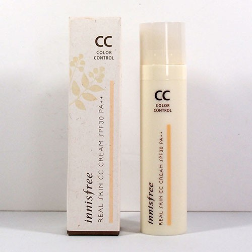 CC Real Skin Color Control Cream