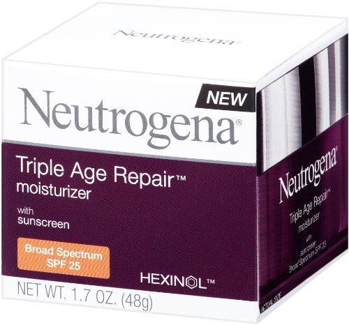 Kem dưỡng Neutrogena Triple Age Repair ngày và đêm