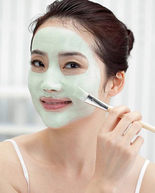 Cách sử dụng mặt nạ trà xanh Green Tea Sleeping Pack