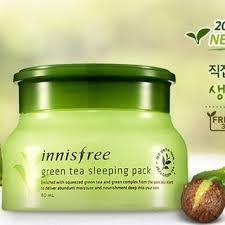 Mặt nạ trà xanh Green Tea Sleeping Pack