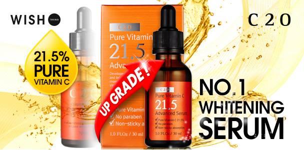 Serum Pure vitamin C 21.5