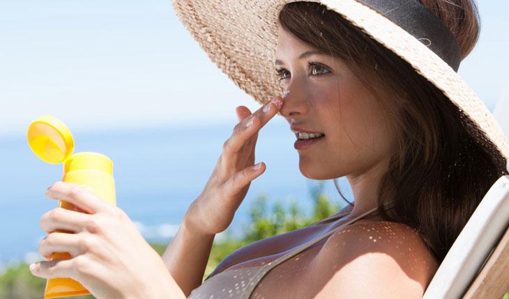 Cách sử dụng kem chống nắng Power Long Last Sun