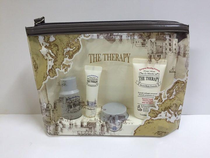 Bộ kem dưỡng da chống lão hóa Mini The Therapy
