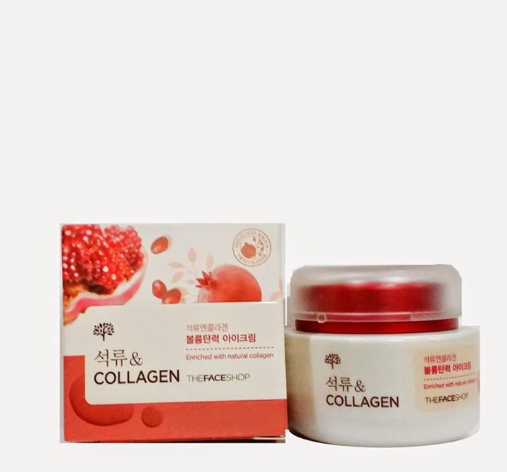 Kem dưỡng mắt Pomegranate And Collagen Volume Lifting Eye