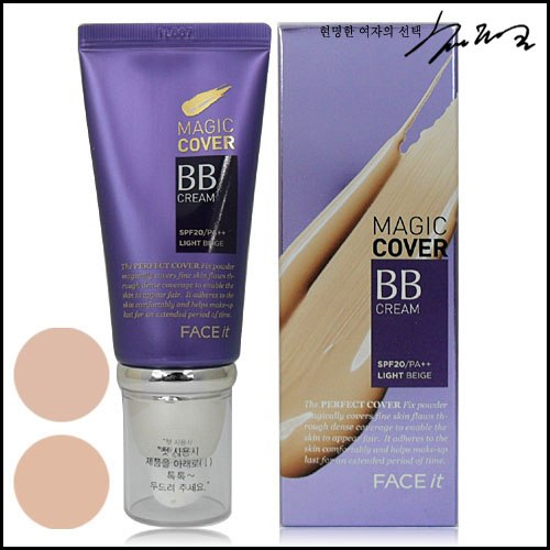 Kem BB Cream Face It Magic Cover