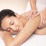 Quy trình toàn tập tẩy da chết toàn thân trong mùa đông