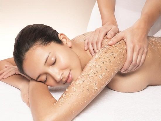 Quy trình toàn tập tẩy da chết toàn thân trong mùa đông 3