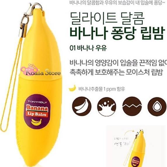 Son dưỡng Tonymoly Banana